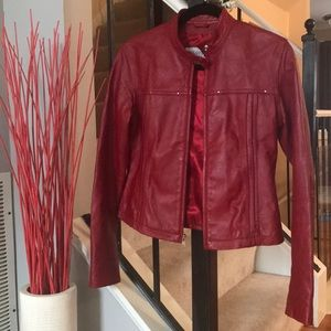 Wilsons Leather Maxima Jacket Size: Small